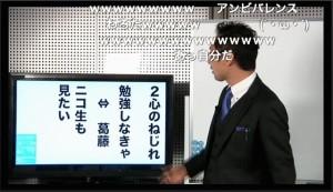 鈴木鋭智(すずきえいち)のニコニコ生放送